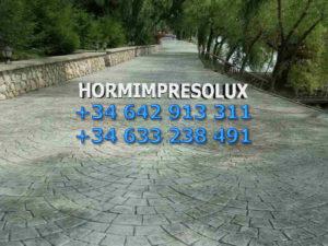 Hormigon impreso hormigon impreso pavimentos pulido for Hormigon impreso noja